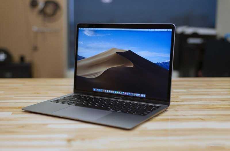Apple MacBook Air (2018) экран