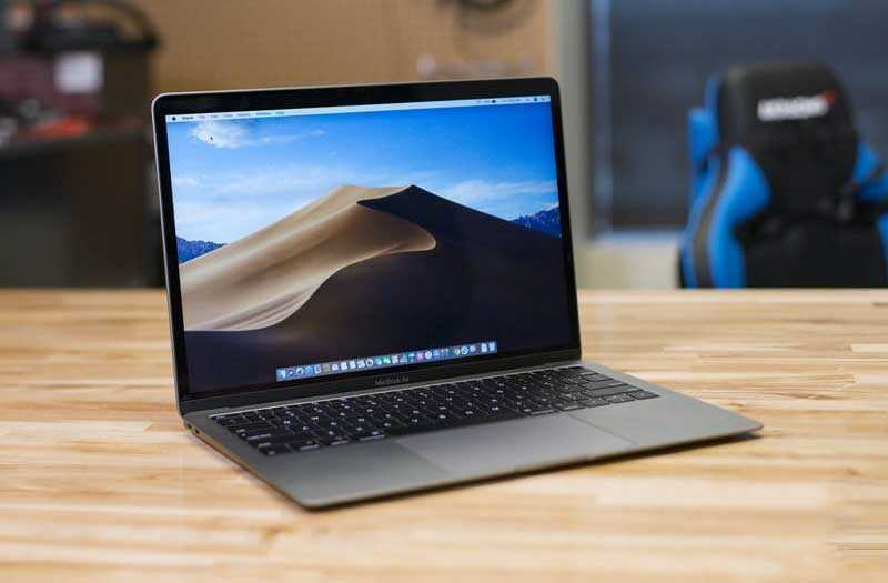 Apple MacBook Air (2018) сравнение