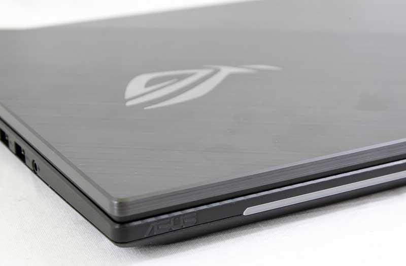 Обзор ноутбука Asus ROG Strix Scar II GL704
