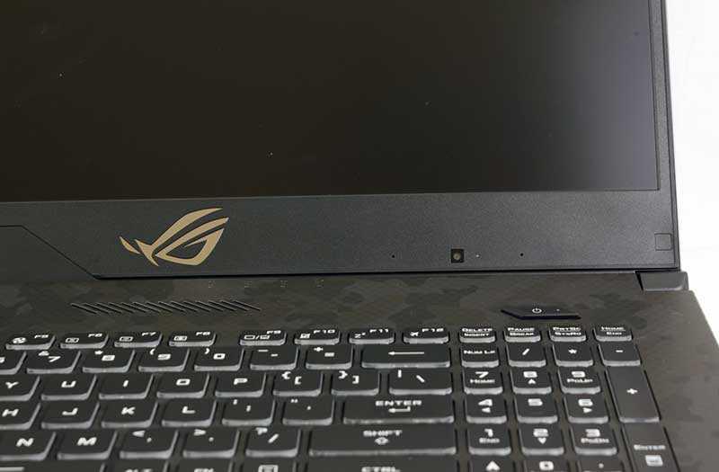 Игровой ноутбук Asus ROG Strix Scar II