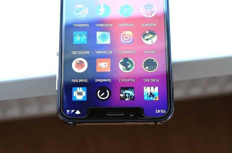 Elephone A4 Pro дизайн