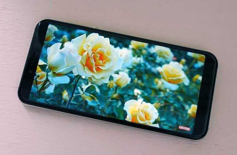 Elephone A4 Pro экран