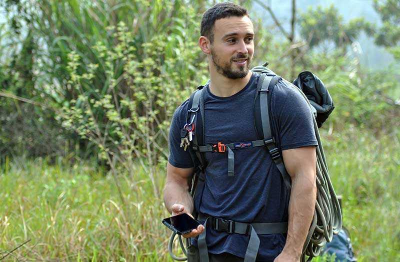 GPS в ELEPHONE Soldier