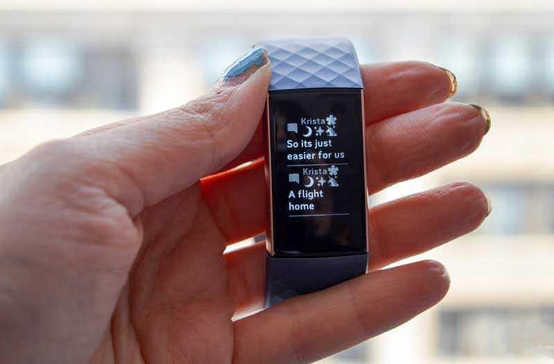 Обзор Fitbit Charge 3: браслет обновлён и улучшен