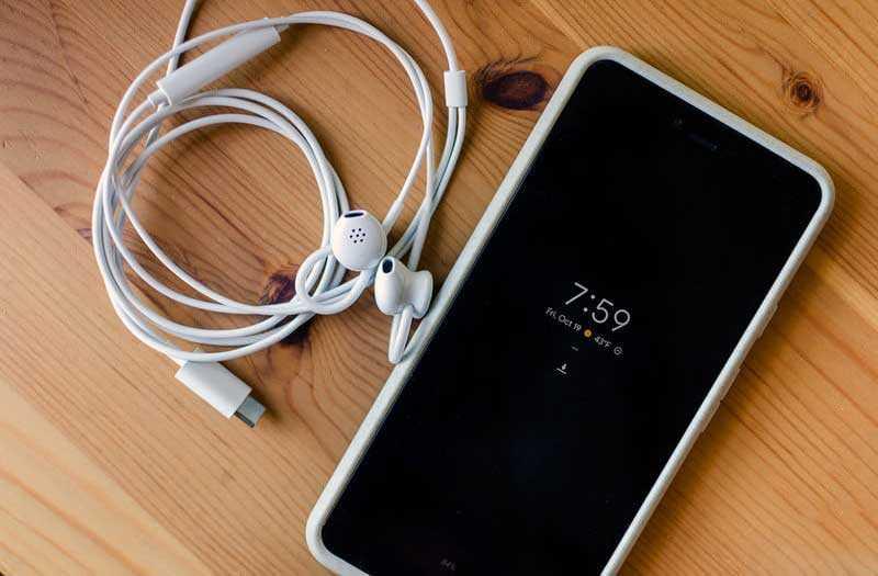 Обзор Google Pixel USB-C умных и доступных наушников USB-C