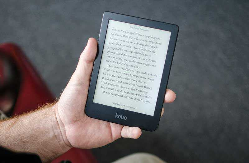 Обзор Kobo Clara HD: недорогая читалка для книг — Отзывы TehnObzor