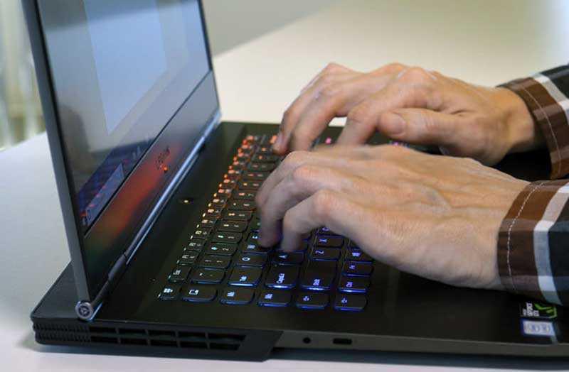 Клавиатура Lenovo Legion Y730