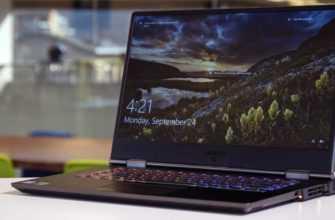 Обзор Lenovo Legion Y730: производительный ноутбук — Отзывы TehnObzor