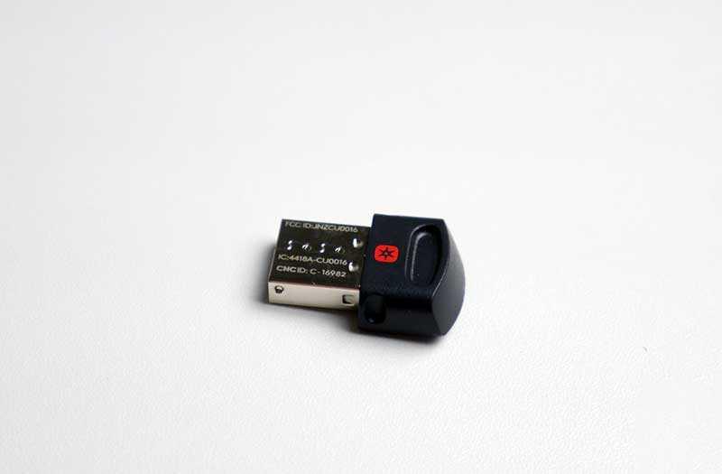 Logitech K600 адаптер