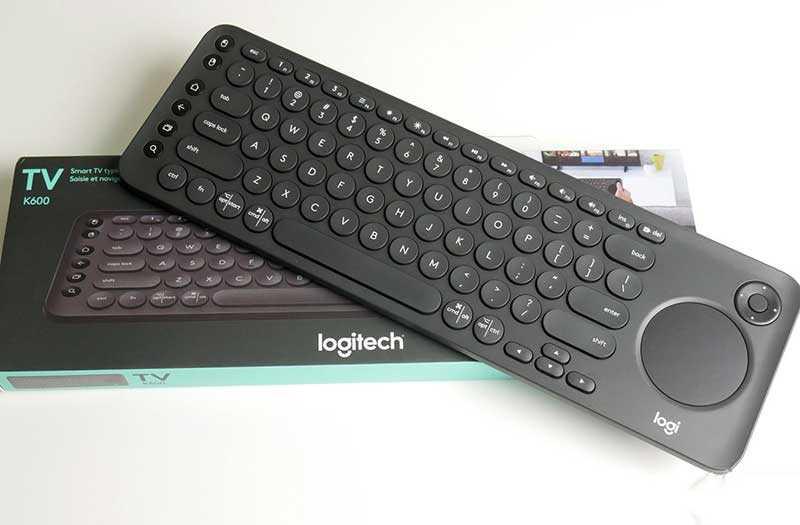 Обзор Logitech K600 клавиатуры для телевизора — Отзывы TehnObzor