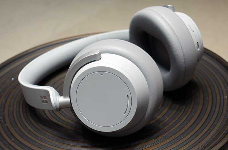 обзор Microsoft Surface Headphones