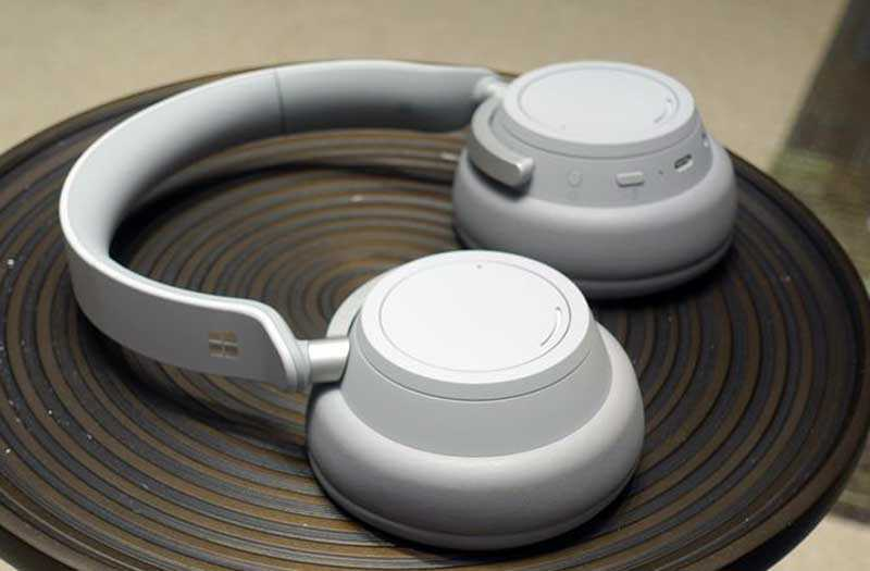 Microsoft Surface Headphones комфорт
