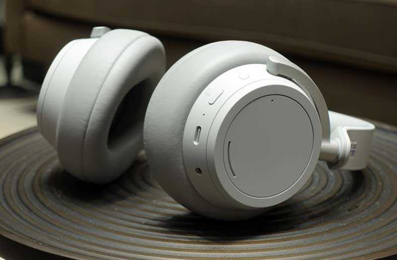 Подключение Microsoft Surface Headphones