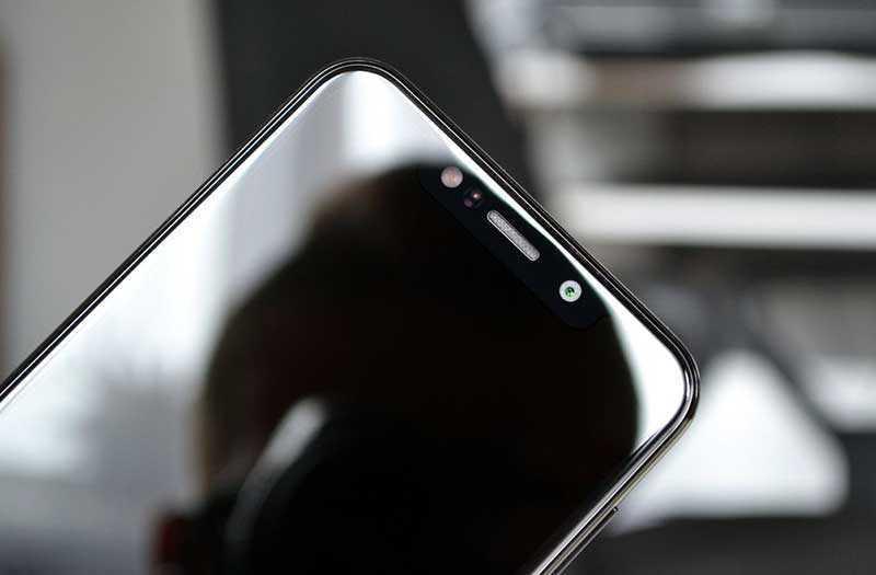 Motorola One передняя камера