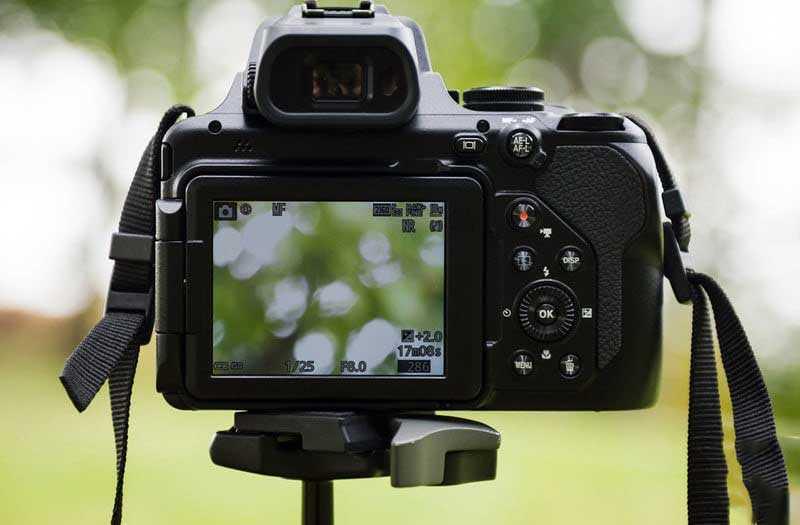 Nikon Coolpix P1000 съёмка видео