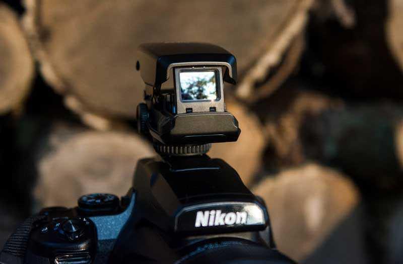 Указатель Nikon Coolpix P1000