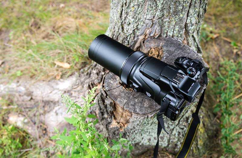 Объектив Nikon Coolpix P1000