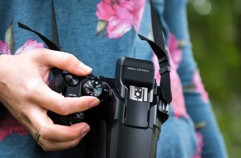 Nikon P1000 отзывы