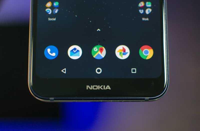 Nokia 7.1 отзывы