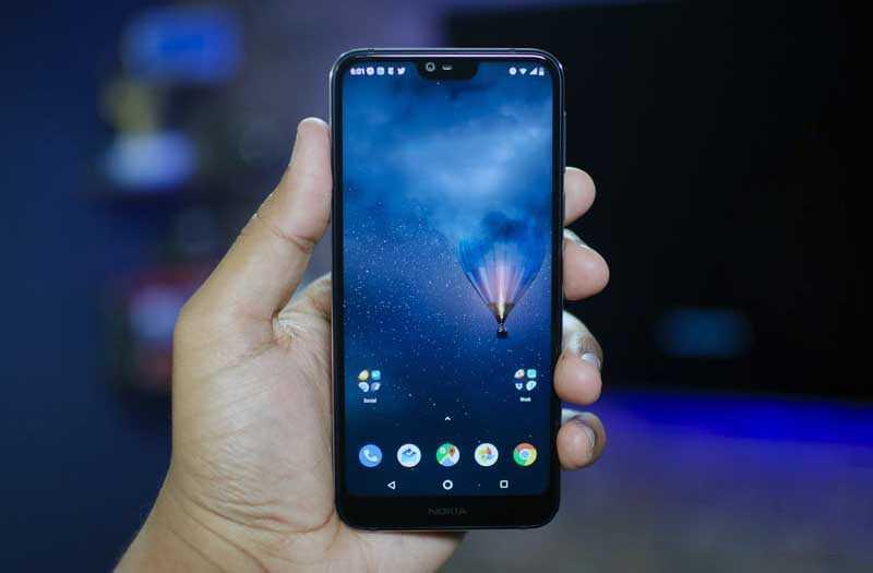 Характеристики Nokia 7.1