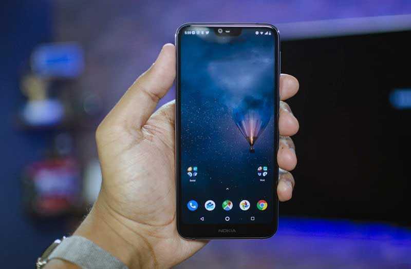 Обзор телефона Nokia 7.1