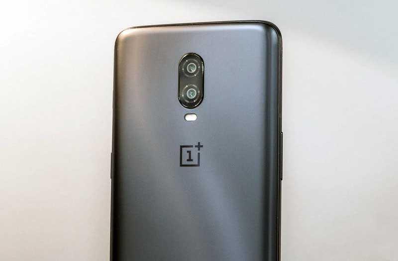 Камеры в OnePlus 6T