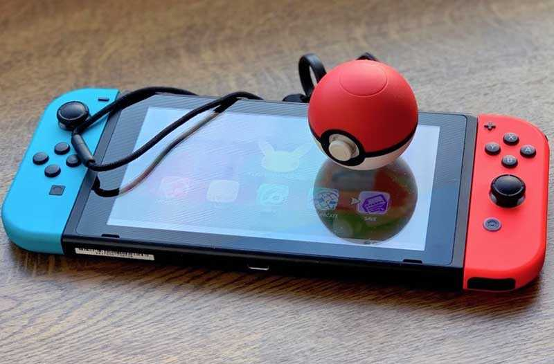 Обзор Poke Ball Plus