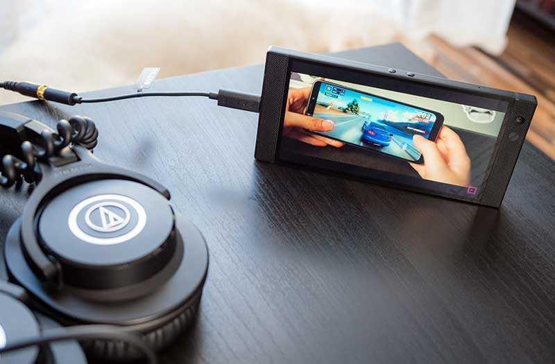 Звук Razer Phone 2