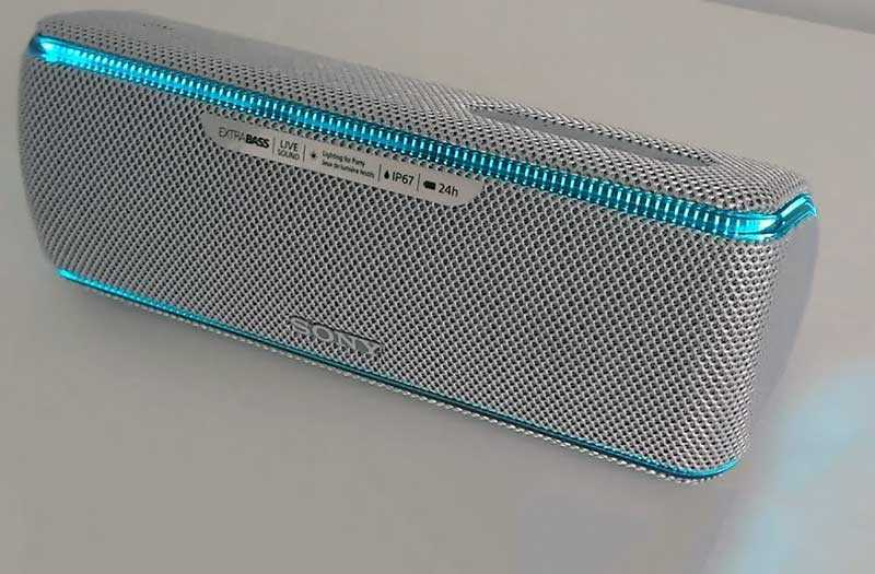 Sony SRS-XB31 динамик