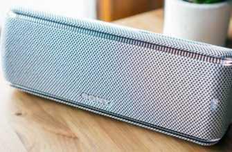 Обзор Sony SRS-XB31: колонка без недостатков — Отзывы TehnObzor