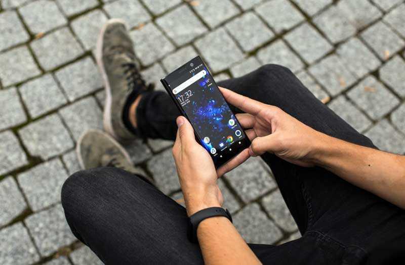 Обор Sony Xperia XA2 Plus
