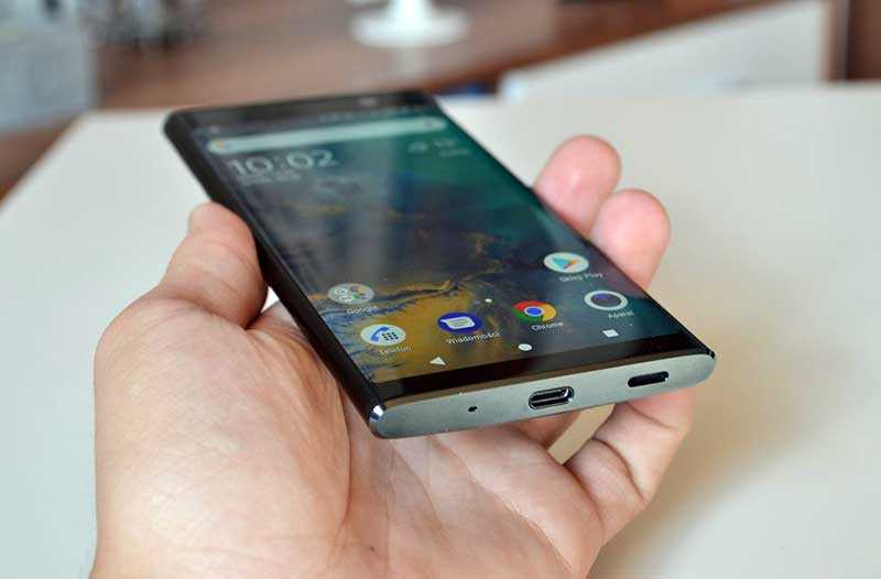 Экран Sony Xperia XA2 Plus