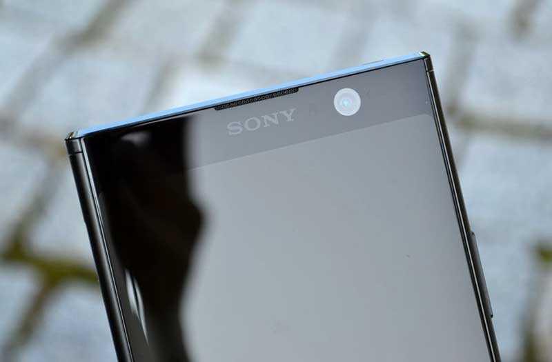 Передняя камера Sony Xperia XA2 Plus