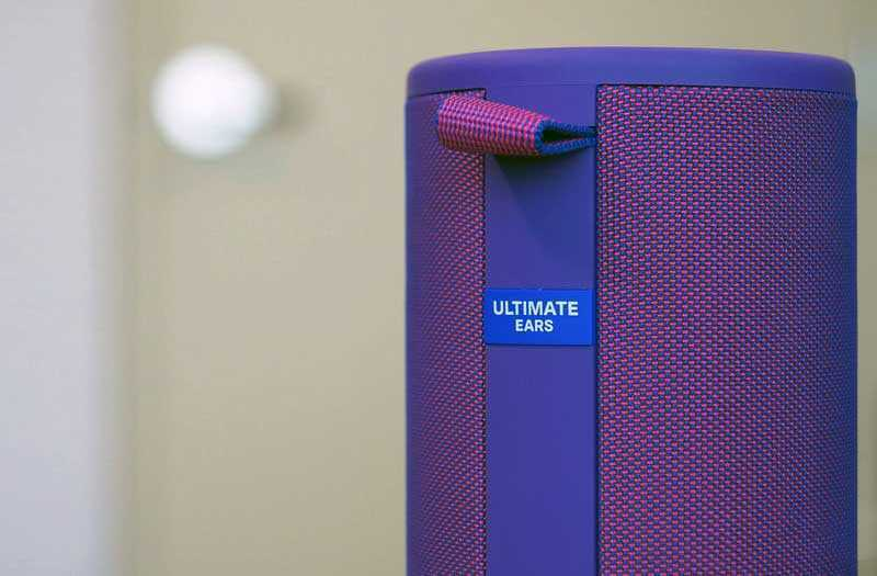 Тест Дизайн Ultimate Ears Megaboom 3
