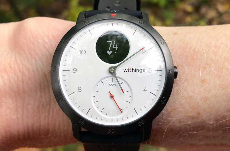 Withings Steel HR Sport отзывы