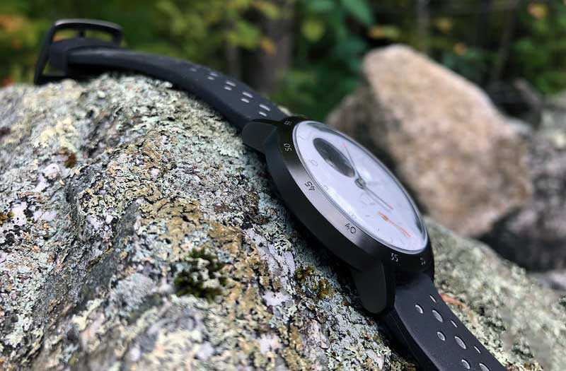 Умне часы Withings Steel HR Sport