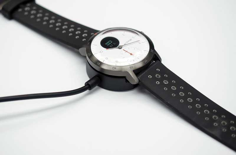 Withings Steel HR Sport зарядка