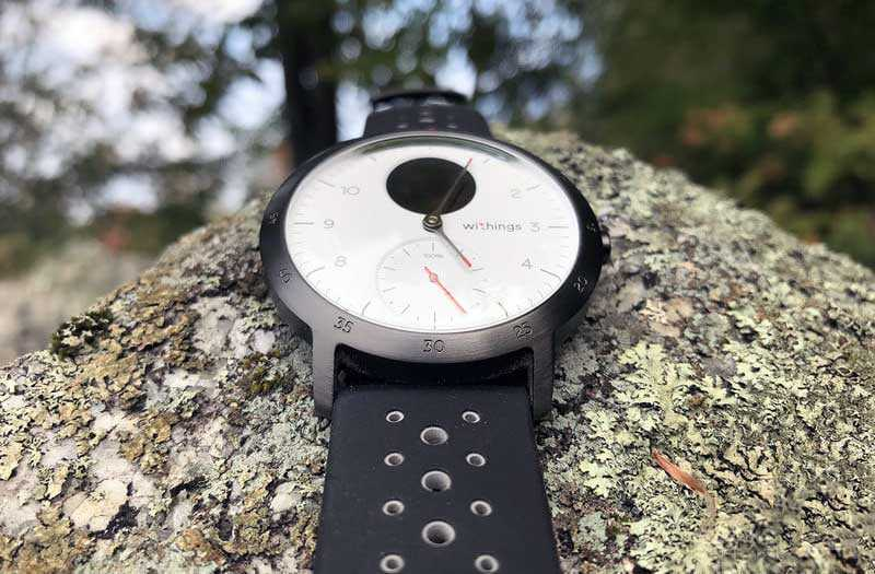 Сравнение Withings Steel HR Sport