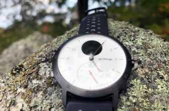 Обзор Withings Steel HR Sport: умные фитнес часы — Отзывы TehnObzor