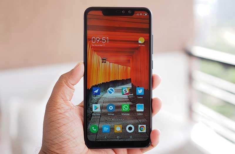 Сравнение Xiaomi Redmi Note 6 Pro