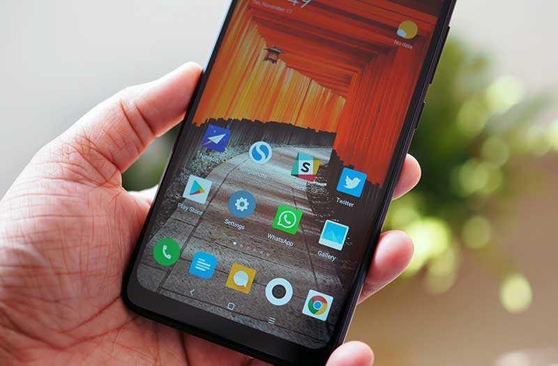 Связь в Xiaomi Redmi Note 6 Pro