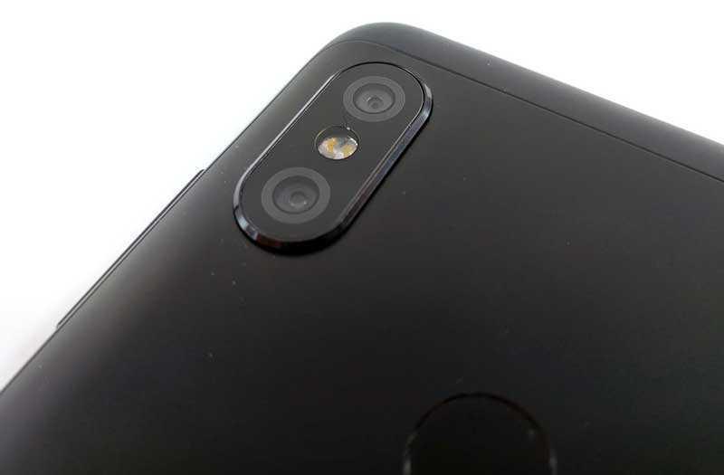 Xiaomi Redmi Note 6 Pro камеры