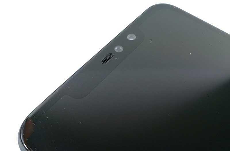 Xiaomi Redmi Note 6 Pro датчики