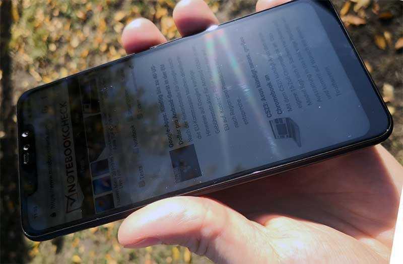Дисплей Xiaomi Redmi Note 6 Pro