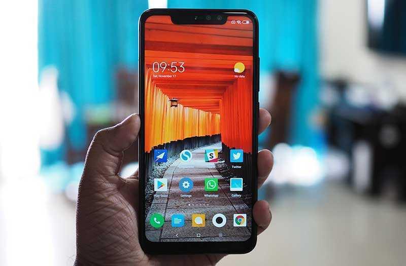 Обзор телефона Xiaomi Redmi Note 6 Pro