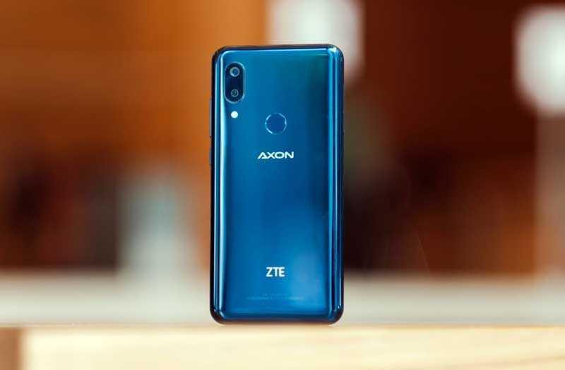 ZTE Axon 9 Pro отзывы