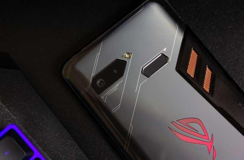 Asus ROG Phone сканер