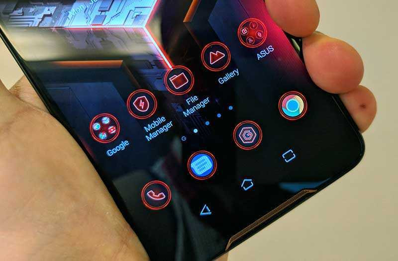 Asus ROG Phone дисплей