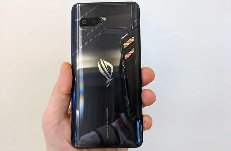 Asus ROG Phone батарея