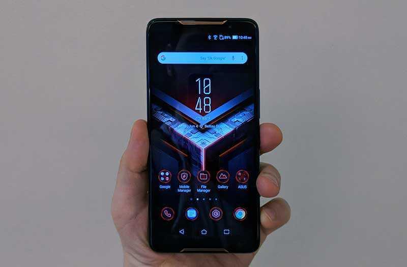 Игровой смартфон Asus ROG Phone